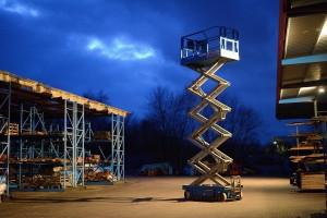 Bilder - Bokel bei Rendsburg Scheren Arbeitsbühnen-mieten