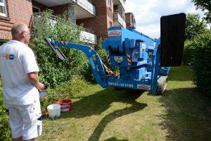 Arbeitsbühnenvermietung Bokel bei Rendsburg - LEO30